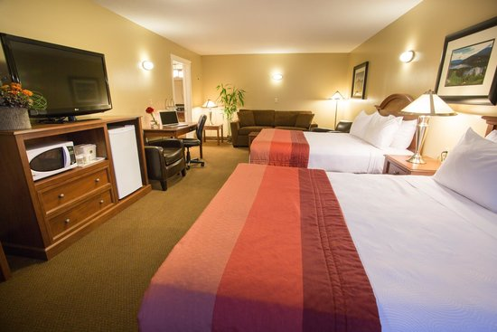 BEST WESTERN Sicamous Inn: Studio Suite