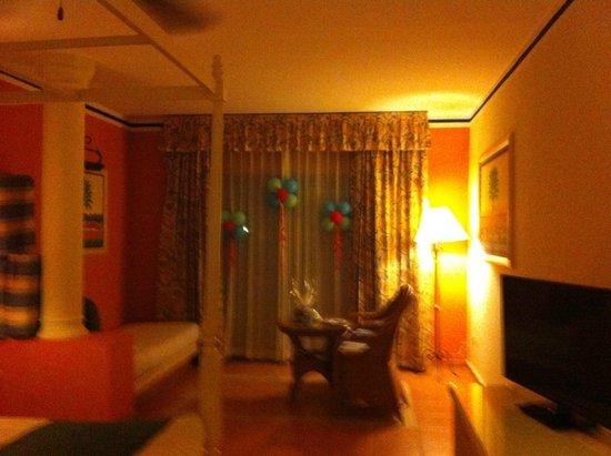 Grand Bahia Principe Punta Cana: Junior Suite (interior)