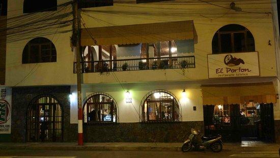 El Porton Restaurant : Restaurante El Portón