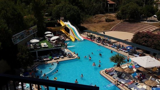 Kervansaray Marmaris Hotel: Havuz