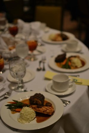 The Westin Poinsett, Greenville: Superb presentation!