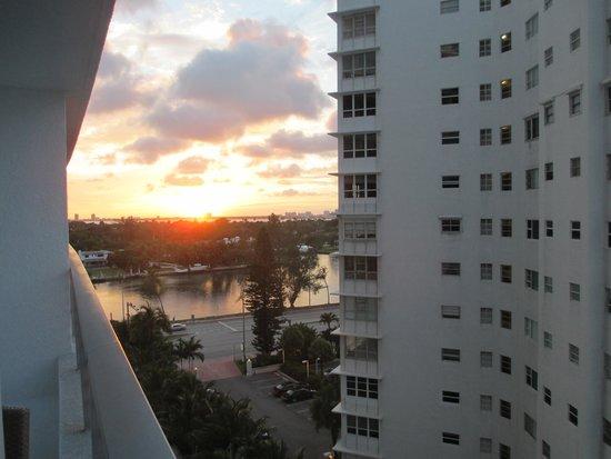 Grand Beach Hotel : vista do quarto