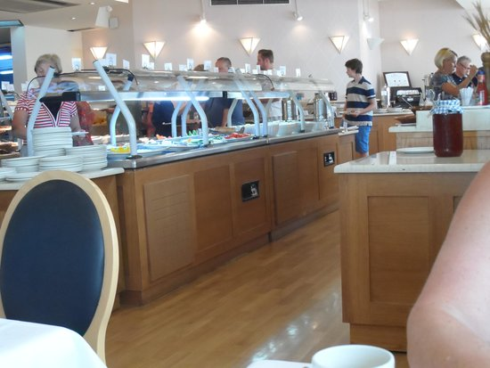 Aquila Porto Rethymno: Restaurant
