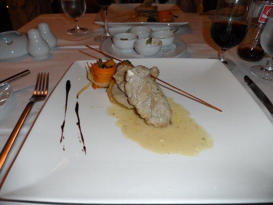 AQUILA Porto Rethymno Hotel: A la Carte