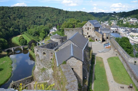 Chateau de Bouillon