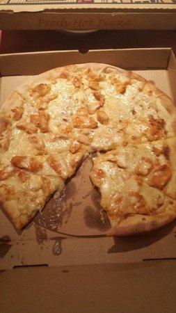 Gianni's Pizza & Sub's Incorporated: Buffalo blue pizza