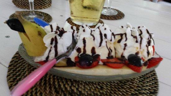 Bar Gelateria Da Fiore : Ice sorbet