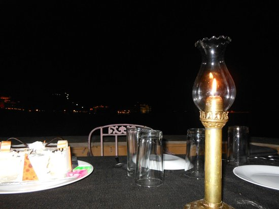 Raas Leela Luxury Camps: celebrating my anniversary on the most wanted dinner table