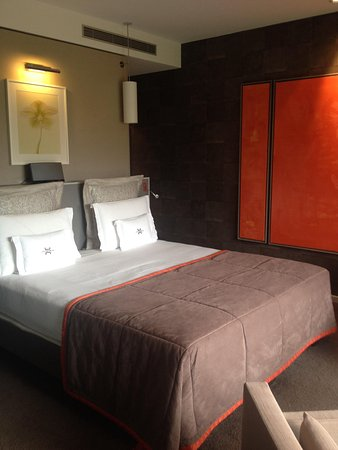 Jiva Hill Resort : Lit super confortable