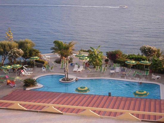 Hotel Residence Sciaron: Piscina