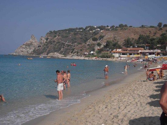 Hotel Residence Sciaron: Spiaggia di Grotticelle