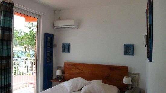LoBleu Hotel: Chambre 5