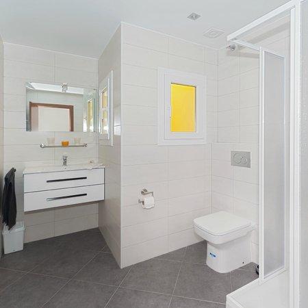 Apartamentos Mar y Sol: Badezimmer