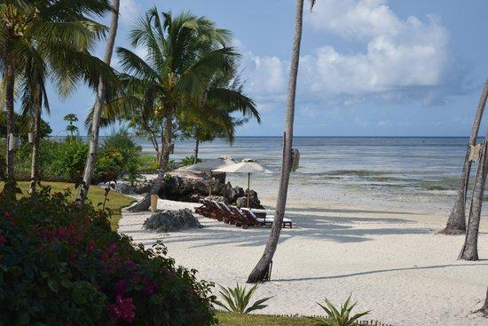 The Residence Zanzibar: Beautiful beach