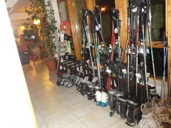 Hotel Antiguos: Guarda Ski