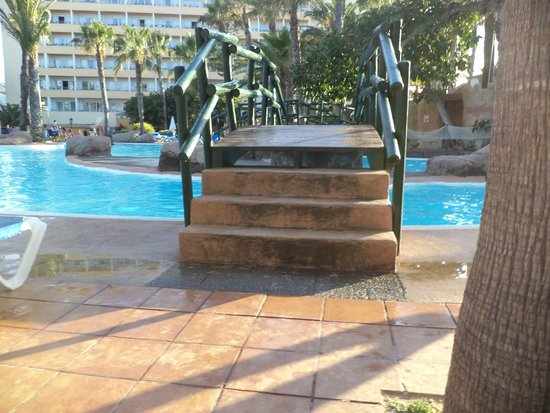 Playasol Spa Hotel: piscina