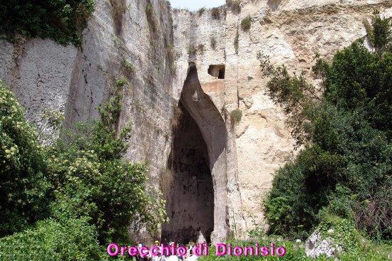 Ear of Dionysius (Orecchio di Dionisio): Orecchio di Dionisio