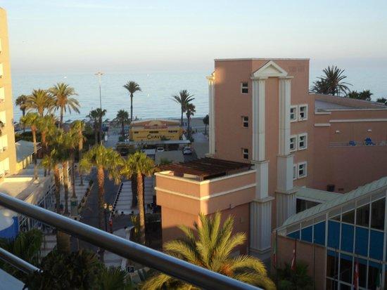 Playasol Spa Hotel: foto desde el balcon