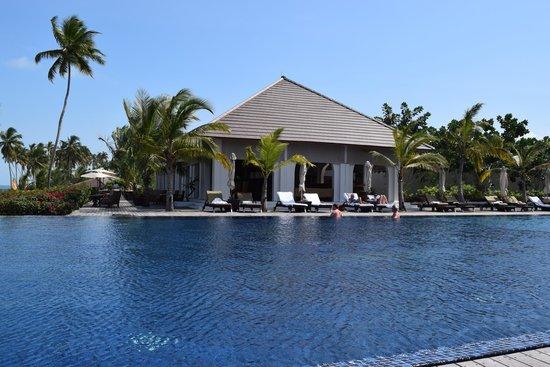 The Residence Zanzibar: Pool area