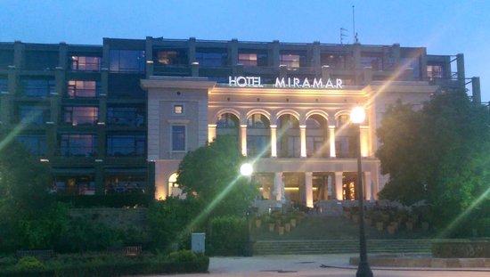 Hotel Miramar Barcelona: Hotel Lumineux