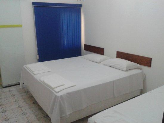 Bandeira Iguassu Hotel: Apartamento