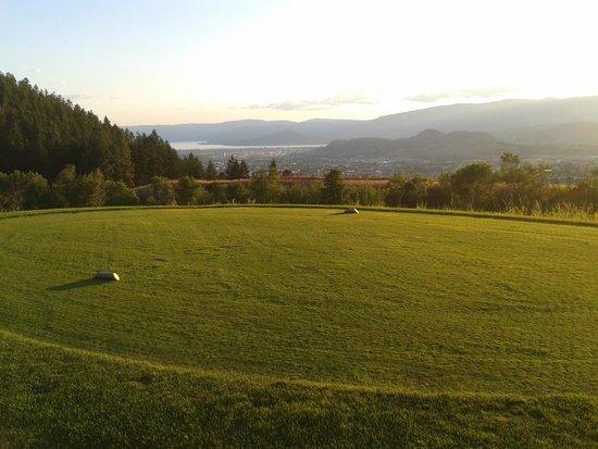 Tower Ranch Golf Club: views everywhere
