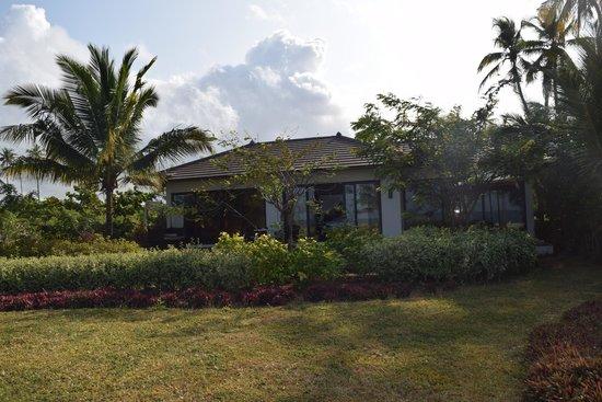 The Residence Zanzibar: Our villa