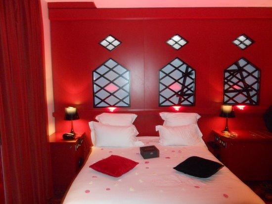 Hôtel Design Secret de Paris : Moulin Rouge Room