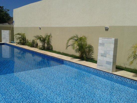 Bandeira Iguassu Hotel: Piscina