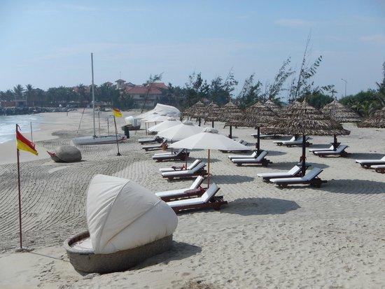 Victoria Hoi An Beach Resort & Spa: Beach
