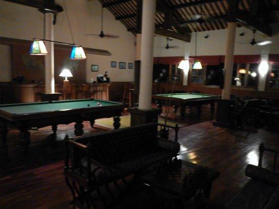 Victoria Hoi An Beach Resort & Spa: upstairs bar