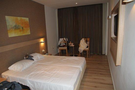 Aktia Lounge Hotel & Spa : la chambre