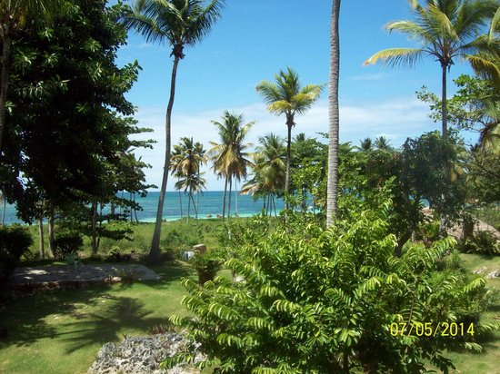 Hotel el Marinique : View from Apartment's top floor balcony