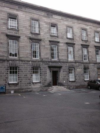 Trinity College Dublin: My Georgian block