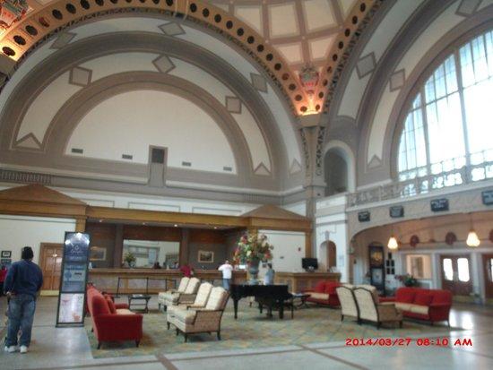 Chattanooga Choo Choo: lobby