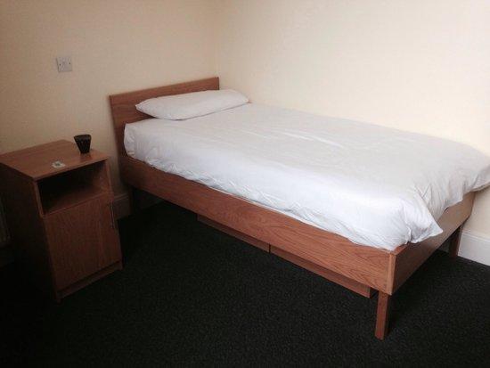 Trinity College Dublin: Clean and spacious room