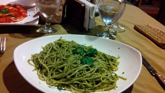 Tramonti: Great Italien Food
