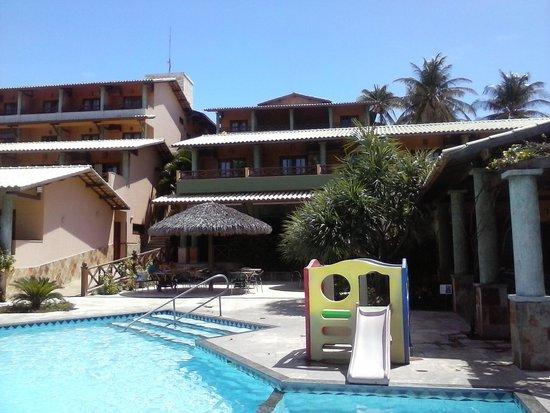 Laguna Blu Hotel: Vista do Hotel