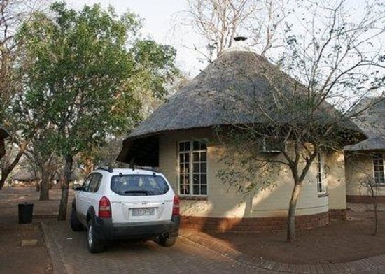 Olifants Rest Camp: sleeping hut