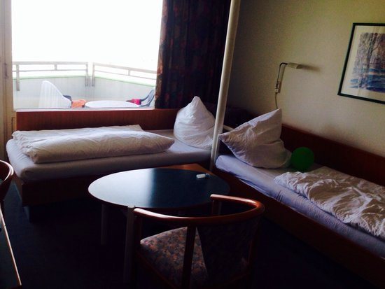 Ostsee Resort Damp: Room with 2 single beds