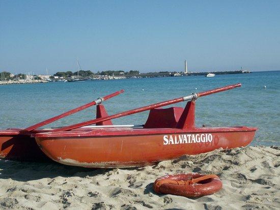 Hotel Sabbia d'Oro: Il mare