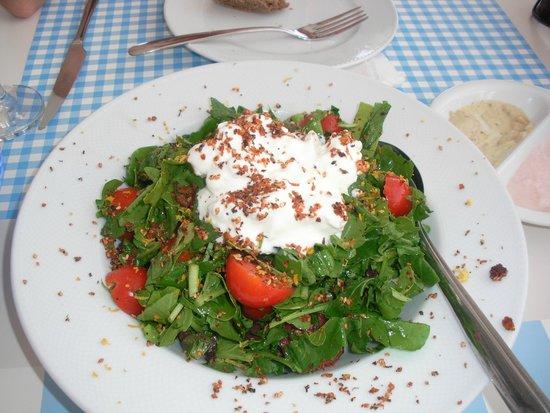 Avocado Restaurant: Σαντορινιά σαλάτα