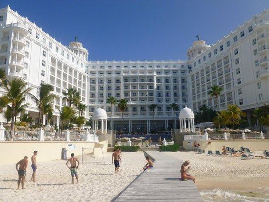 Hotel Riu Palace Las Americas: Pier