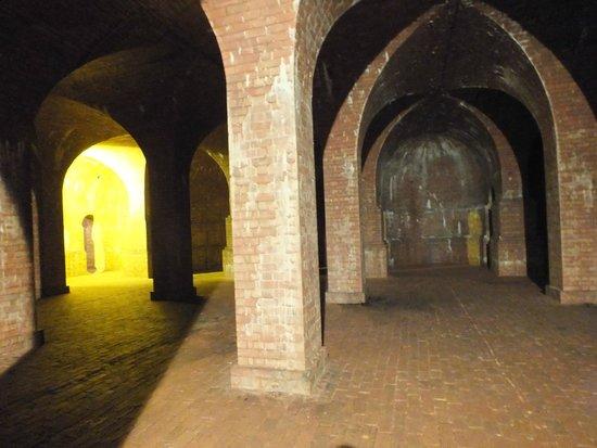 Papplewick Pumping Station: Original Underground Reservoir