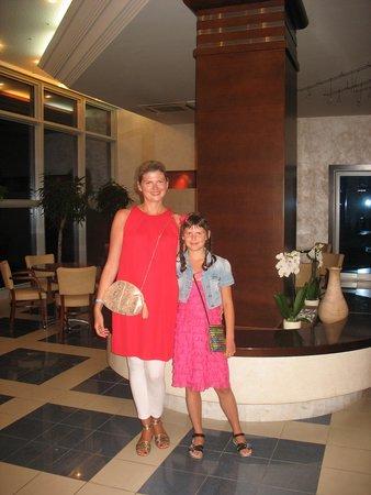 Hotel Montenegro Beach Resort : В отеле