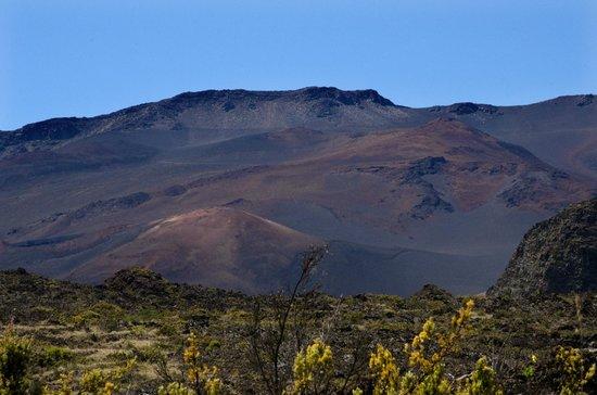 """Haleakala National Park: """"crater"""""""