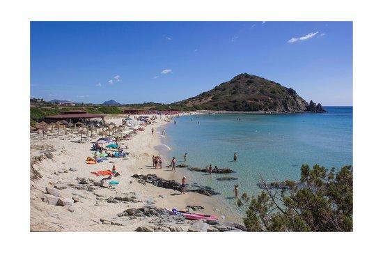 Sant'Elmo Beach Hotel - Blu Hotels: la spiaggia