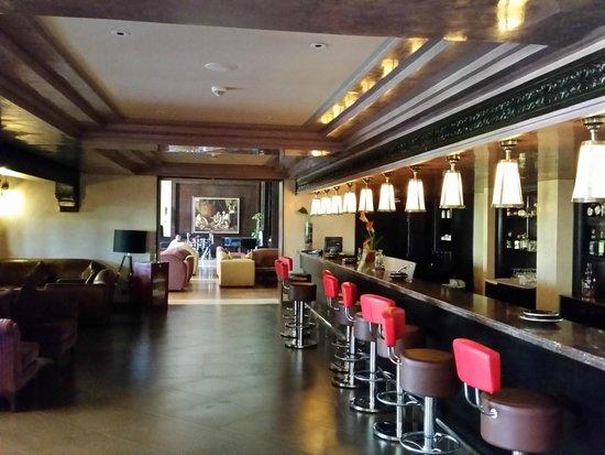 SENTIDO Kenzi Menara Palace: lobby de l'hotel