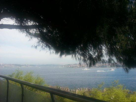 Gulhane Park: view