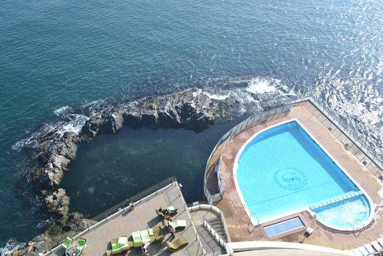 Sheraton Miramar Hotel & Convention Center : Vista desde la habitación